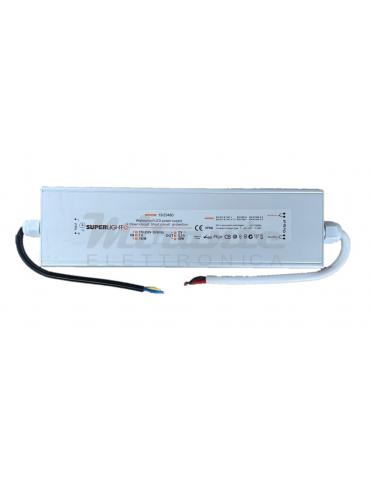 Superlight 12V 150W Led Driver Alimentatore da Esterno con fili IP66