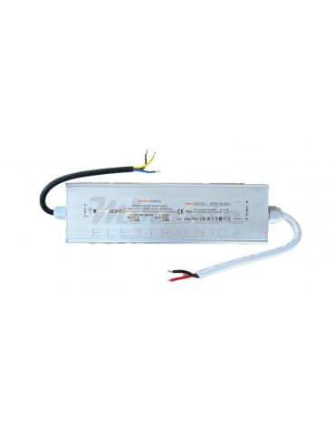 Superlight 24V 100W Led Driver Alimentatore da Esterno con fili IP66