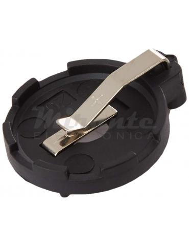 Portabatterie CR2032 / CR2025 da Circuito stampato