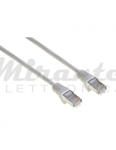 Life - Cavo patch Ethernet Cat6 RJ45 Dritto, 1 metro