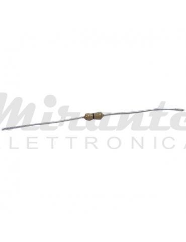 Resistore 4,7 K Ohm 0.25W 1/4 w - Giallo, Viola, Rosso, Oro 5%