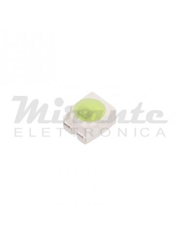 LED SMD 3528 PLCC4, Blu