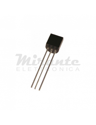 BC337 Transistor NPN bipolare 45V 0.8A TO-92
