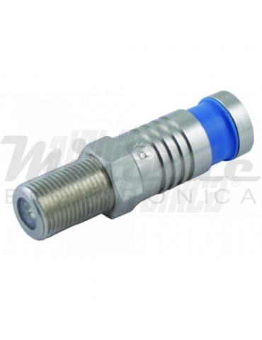 Presa SAT F - a Compressione - 6.1mm