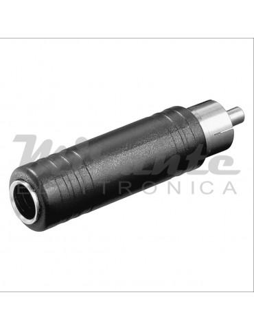 Adattatore RCA - Jack 6,3mm