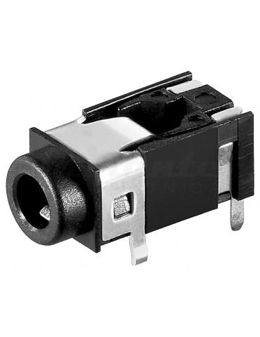 Presa Jack - 3,5 mm - stereo da pannello - circuito stampato