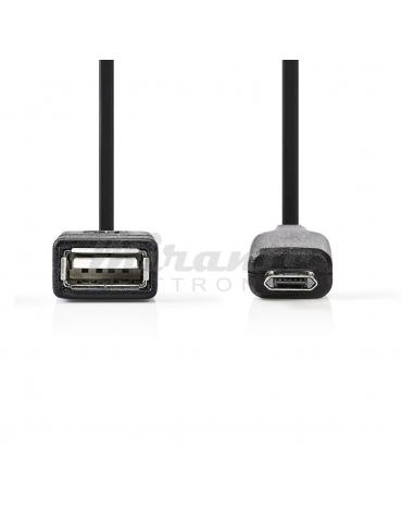 Cavo OTG Micro USB 2.0