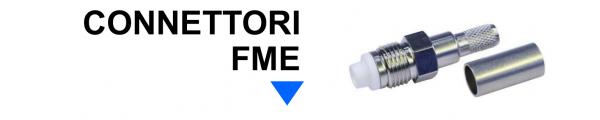 Connettori FME