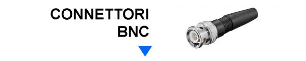 Connettori BNC online: Mirante Elettronica Acilia