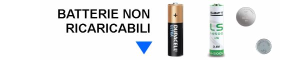 Batterie non ricaricabili online: Mirante Elettronica Acilia
