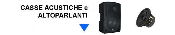 Casse Acustiche e Altoparlanti online: Mirante - Negozio di Elettronica | Acilia