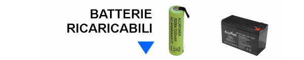 Batterie ricaricabili online: Mirante Elettronica | Acilia