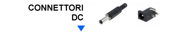 Connettori DC