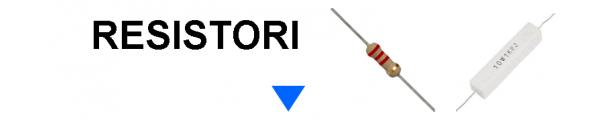 Resistori online: Mirante Elettronica Acilia