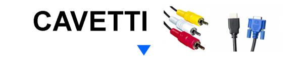 Cavetti di collegamento online: Mirante Elettronica Acilia