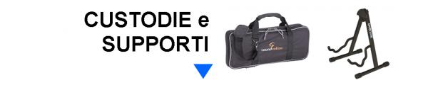 Custodie e supporti per strumenti musicali: Mirante Elettronica Acilia