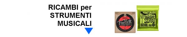 Ricambi per Strumenti Musicali online: Mirante Elettronica