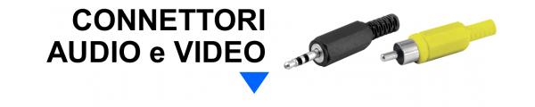 Connettori Audio e Video online: Mirante Elettronica | Acilia