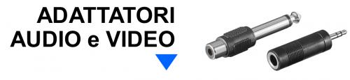 Adattatori Audio e Video online: Mirante Elettronica | Acilia