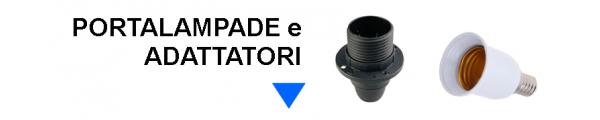 Portalampade e Adattatori online: Mirante Elettronica | Acilia