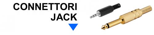 Connettori Jack online: Mirante Elettronica | Acilia