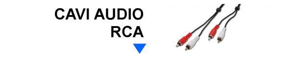 Cavi Audio RCA online: Mirante Elettronica Acilia