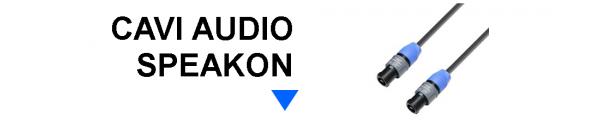 Cavi Audio Speakon