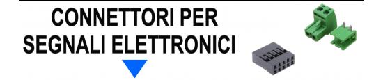 Connettori per Segnali Elettronici online: Mirante Elettronica Acilia