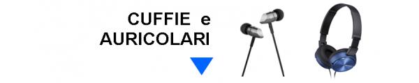 Cuffie e Auricolari online: Mirante Elettronica Acilia
