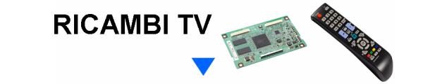 Ricambi TV online: Mirante Elettronica Acilia