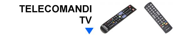 Telecomandi TV online: Mirante Elettronica Acilia