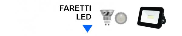 Faretti LED online: Mirante Elettronica Acilia