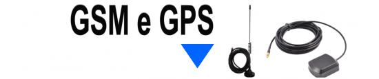 GSM e GPS